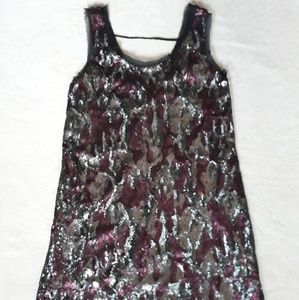 NWT Kut from the Kloth Gia Sequin Mini Dress
